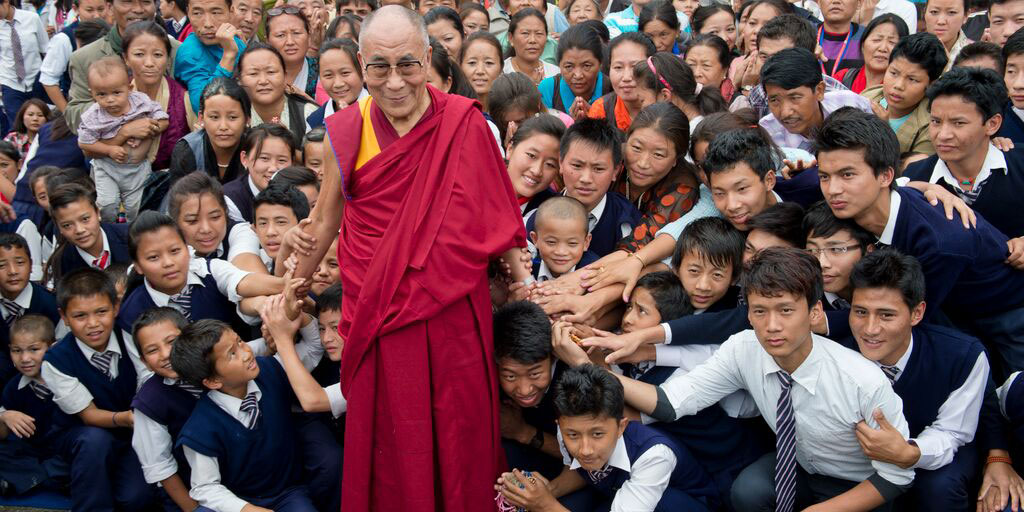 friends of the dalai lama organization