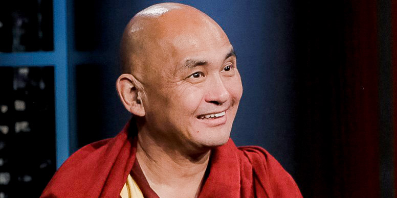 Lama Tenzin Dhonden, Personal Emissary for Peace to His Holiness the 14th Dalai Lama.